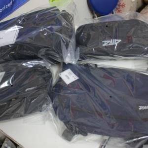 新作レイドジャパン ポーチにバッグ類入荷です
