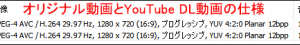 YouTubeビデオの音声遅延