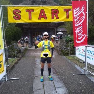 第6回 五箇山・道宗道トレイルラン