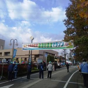 となみ庄川散居村縦断マラソン2019