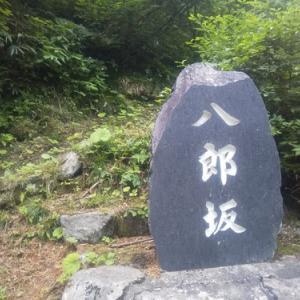 八郎坂登山からの立山高地トレーニング