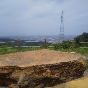 鋲ヶ岳登山マラニック