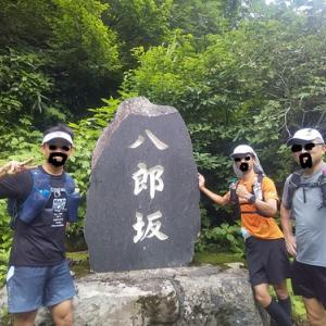立山登山マラニック試走とTJAR