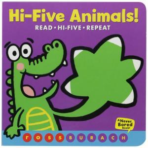 【Hi-Five】絵本アップしました