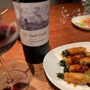 Stark - Conde vinyard selection 2018 カベルネ