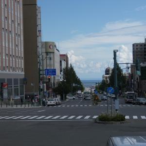 道内小旅行 その1 小樽市