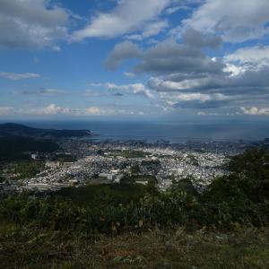 道内小旅行 その2 天狗山からの眺め
