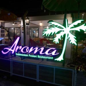 Aroma Fusion Restaurant★アロマ フュージョン レストラン