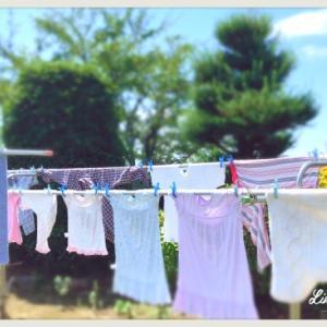 洗濯物を干す・取り込む