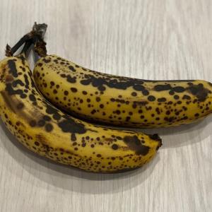 完熟バナナに困ったら…お助けスイーツ
