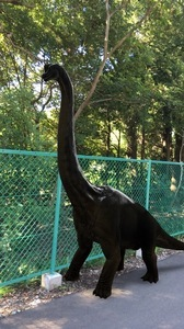 3D恐竜とさんぽ♪