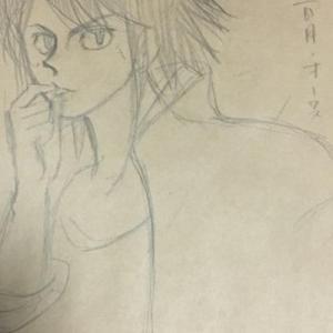 ガンダム祭り4、とりあえず終わり(^^)でもまた描くかも(笑)