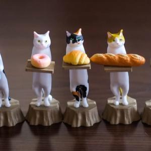 """猫ラボさんの""""ねこのパン屋さん"""""""