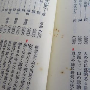 古本をクリーニング。