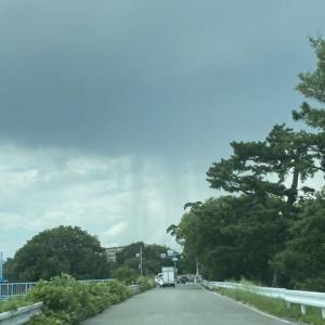 局地的豪雨