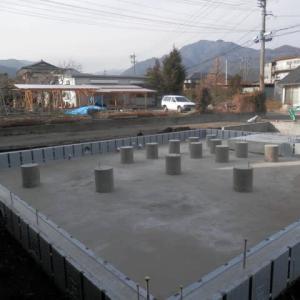 プラキソ完成 ・・・ エアサイクルの家 新築施工現場の模様