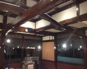 サガミ弥富店様改装工事の木工事 ・・・3日目 最終日 愛知県記録