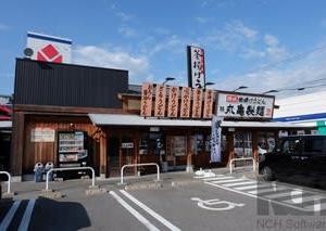 雨漏れ修繕工事 ・・・ 丸亀製麺 飯田店様