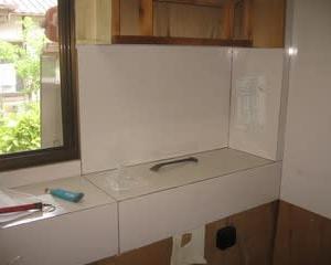 タカラスタンダード システムキッチンを設置します ・・・キッチンのリフォーム