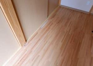 白蟻被害で無垢の床が破損してしまいました ・・・ 修繕