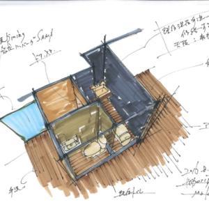 鉄板焼Dining 銀座ハンバーグ 様 新装工事 計画16