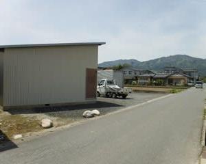 鼎の家 第一期工事の施工模様が始まります