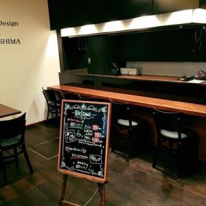鉄板焼Dining 銀座ハンバーグ様 新装工事 完成模様 ・・・No.1
