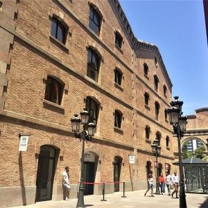 カタルーニャ歴史博物館の「モード」の展示会 1