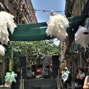 ラバルの夏祭り