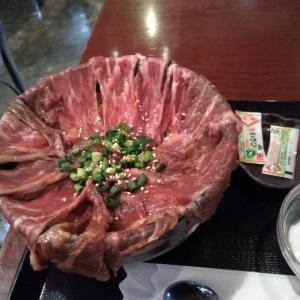 お肉、お肉、お肉食べよ