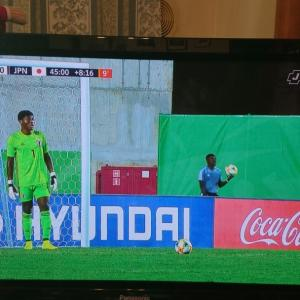 U-17W杯セネガル戦☆首位通過!