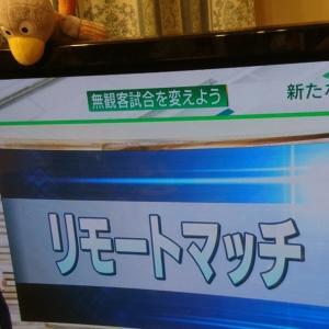 『リモートマッチ』決まる!(猫乱入)