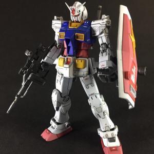 HG 1/144 オリジン版ガンダム