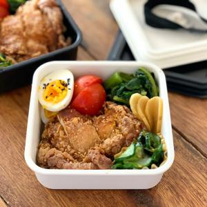 台湾唐揚げ「雞排(チーパイ)」弁当