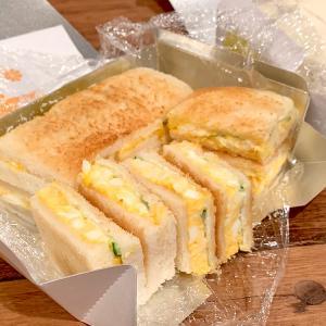 祇園「コーヒーショップナカタニ」のサンドイッチランチ