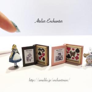 アリスのミニチュアチョコレートBOX