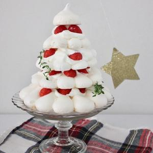 【レシピ】型いらず!簡単クリスマスツリーパブロバ