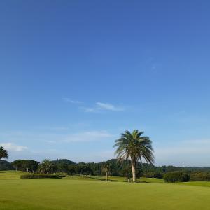 回想⭐大原御宿ゴルフコース