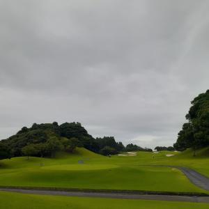 回想⭐月例決勝 大原御宿ゴルフコース