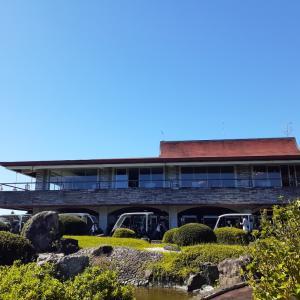 紫塚ゴルフ倶楽部のごはん、ホテルお食事️