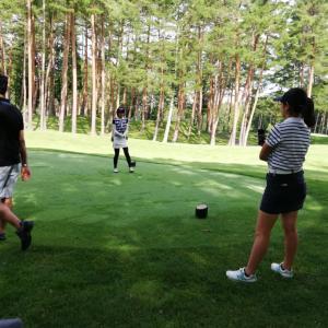 リンゴルフオープン、鳴沢ゴルフ倶楽部