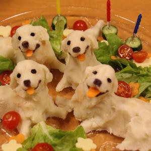 全員お誕生ケーキ