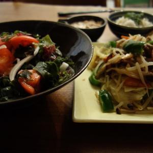 うちの晩ご飯四日分(*^。^*)