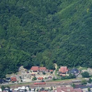 津和野 光明寺を見ゆ