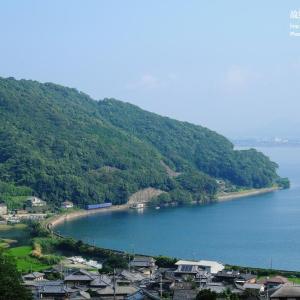 多良見 岬の風景