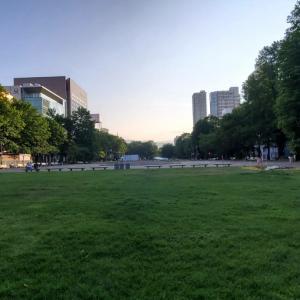 北海道LOVE♡大通り公園のオフライン交流会で哲学的な話