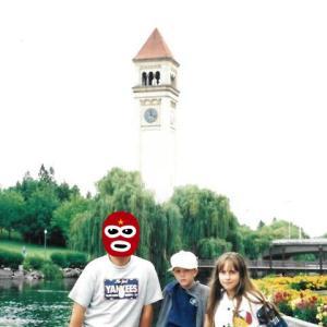 1999年08月 Idaho, USA旅行 Part10(Spokane, Washington States ワシントン州スポーケン)