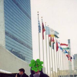 1999年12月 New York, Chicago, Milwaukee, USA旅行 Part08(国際連合本部ビル ブルックリン・ブリッジ)