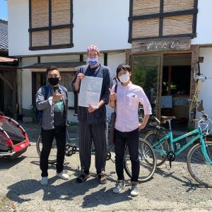 「Japan Alps Cycling Road プロジェクト」が緊急事態宣言解除に伴い活動開始