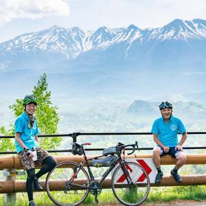 第1回Japan Alps Cycling Roadルートチェック試走